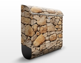 Design Brievenbus Stonewall of Apulia