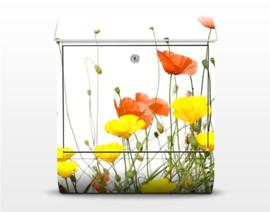 Brievenbus Wild Flowers