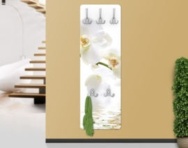 Design Kapstok; White Orchid Waters