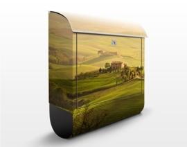 Design Brievenbus Chianti Toscane