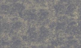 Concrete Ciré Behang 330839, zwart met goud