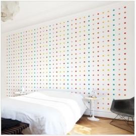 Vlies Fotobehang; Little Dots (vanaf)