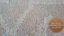 Behang Copper Blast (koperbehang)