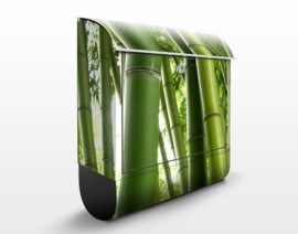 Design Brievenbus Bamboo Trees