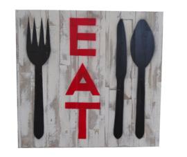Wandbord Eat