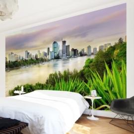 Vlies Fotobehang; Brisbane (vanaf)