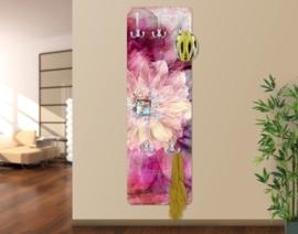 Design Kapstok; Grunge Flower