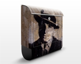 Design Brievenbus Al Capone