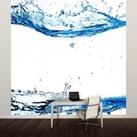 Vlies Fotobehang; Water World (vanaf)