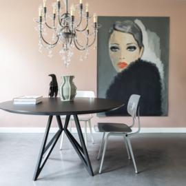 Wanddoek Paris 130 x 185 cm