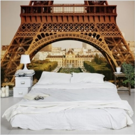Vlies Fotobehang; French View (vanaf)