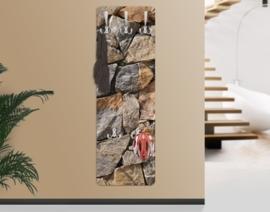 Design Kapstok; Granieten Stenen
