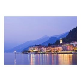Vlies Fotobehang; Bellagio aan Comomeer (vanaf)