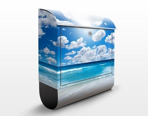 Design Brievenbus Touch of Paradise
