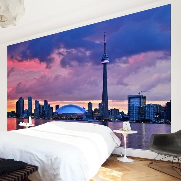 Vlies Fotobehang; Fascinating Toronto (vanaf)