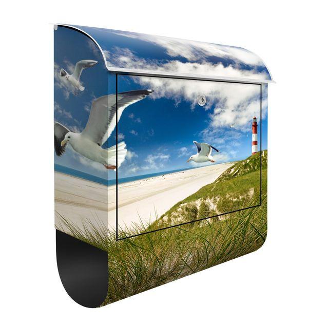 Design Brievenbus Dune Breeze