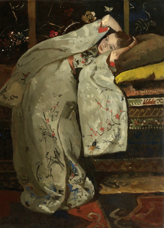 Wanddoek Kimono 130 x 185 cm