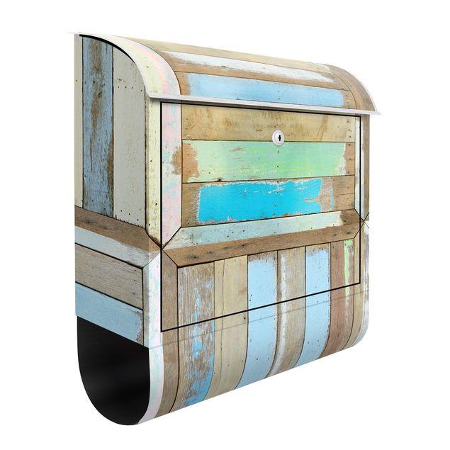 Brievenbus Rustic Timber
