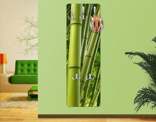 Design Kapstok; Bamboo Trees No.1
