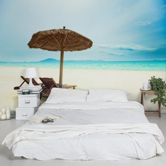 Vlies Fotobehang; Beach of Dreams (vanaf)