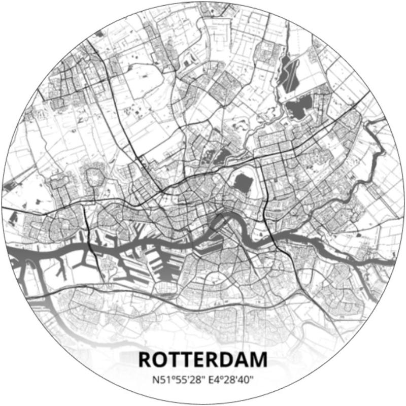 Behangcirkel Rotterdam