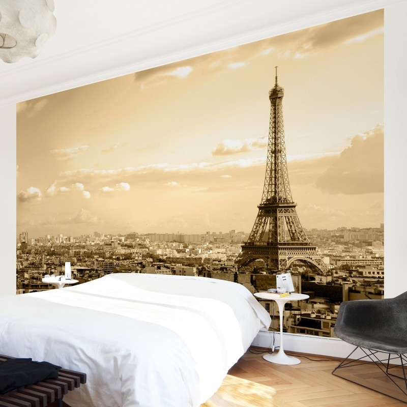 Vlies Fotobehang; I Love Paris (vanaf)