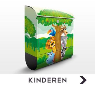 Brievenbus voor kinderen