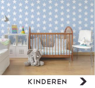 Behang voor de kinderkamer