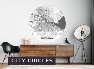 City Cirlces Behangcirkels