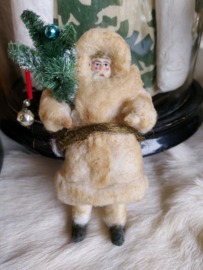 Antieke watten Kerstman