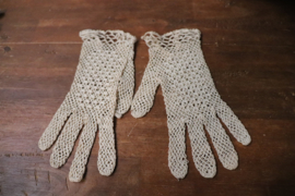 Mooie gehaakte handschoentjes