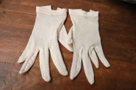 Mooie oude handschoentjes