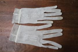 Kanten handschoentjes