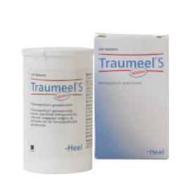 HEEL Traumeel S Arnica-tabletten 50st/250st
