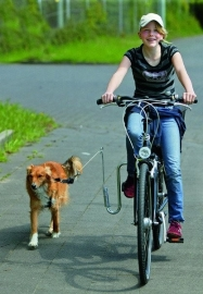 Doggy-Sprinter fiets