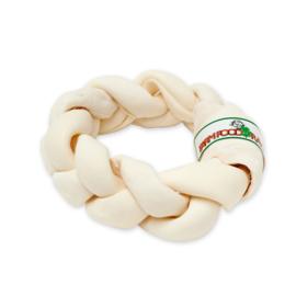 Donut L 22cm - natuurlijke kauwbotten van Farm Food Rawhide