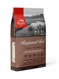 ORIJEN Regional Red beloning snack / testzakje 340 gram