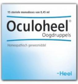 HEEL Oog/Oculoheel pipetjes