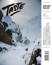 Taste snowboard magazine nr 1 2013