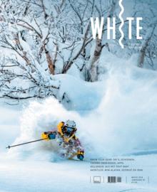 White freeski magazine 2018