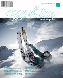White freeski magazine nr 1 2011