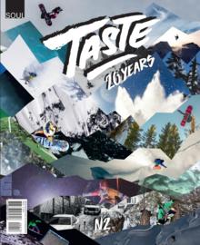 Taste snowboard magazine nr 2 2018