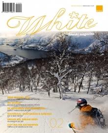 White freeski magazine nr 2 2012