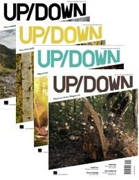 Up/Down mountainbike magazine jaargang 2012
