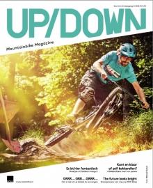 Up/Down mountainbike magazine nr 3 2012
