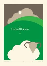 Klassieke beklimmingen Grand Ballon