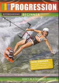 Progression Kiteboarding Beginner (instructiefilm)