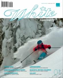 White freeski magazine nr 1 2012