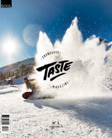 Taste snowboard magazine nr 1 2017