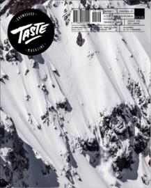 Taste snowboard magazine nr 1 2016